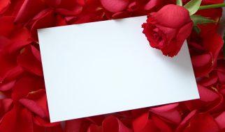 英語でラブレター